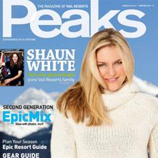 NILS Appearance in PEAKS Magazine